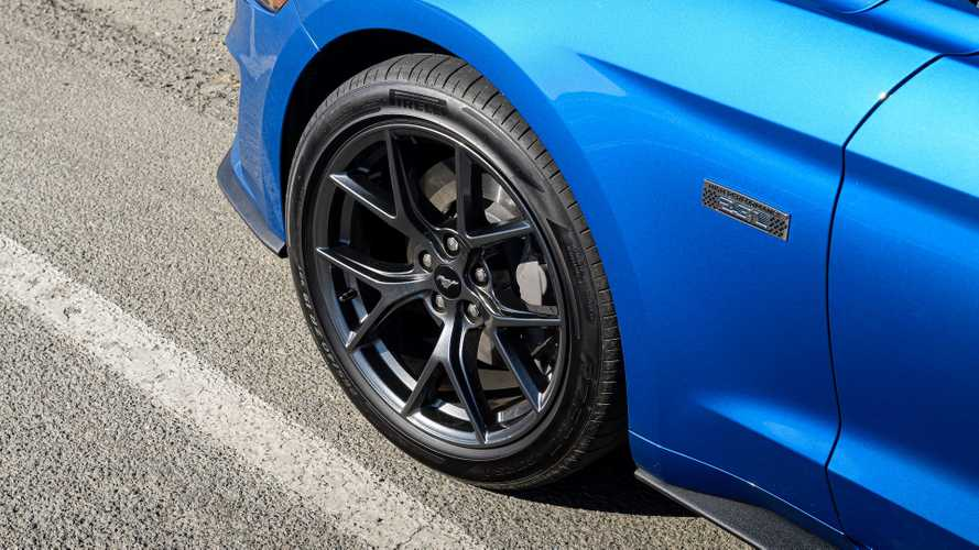 2020 Ford Mustang Ecoboost High Performance Pack First