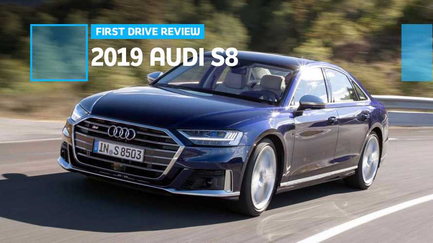 2019 Audi S8 First Drive: Trans-European Express