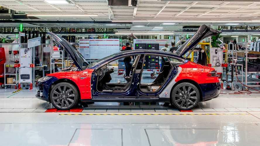 La Gigafactory chinoise de Tesla obtient son permis de produire