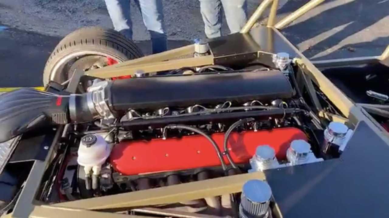 Factory Five Racing New Supercar