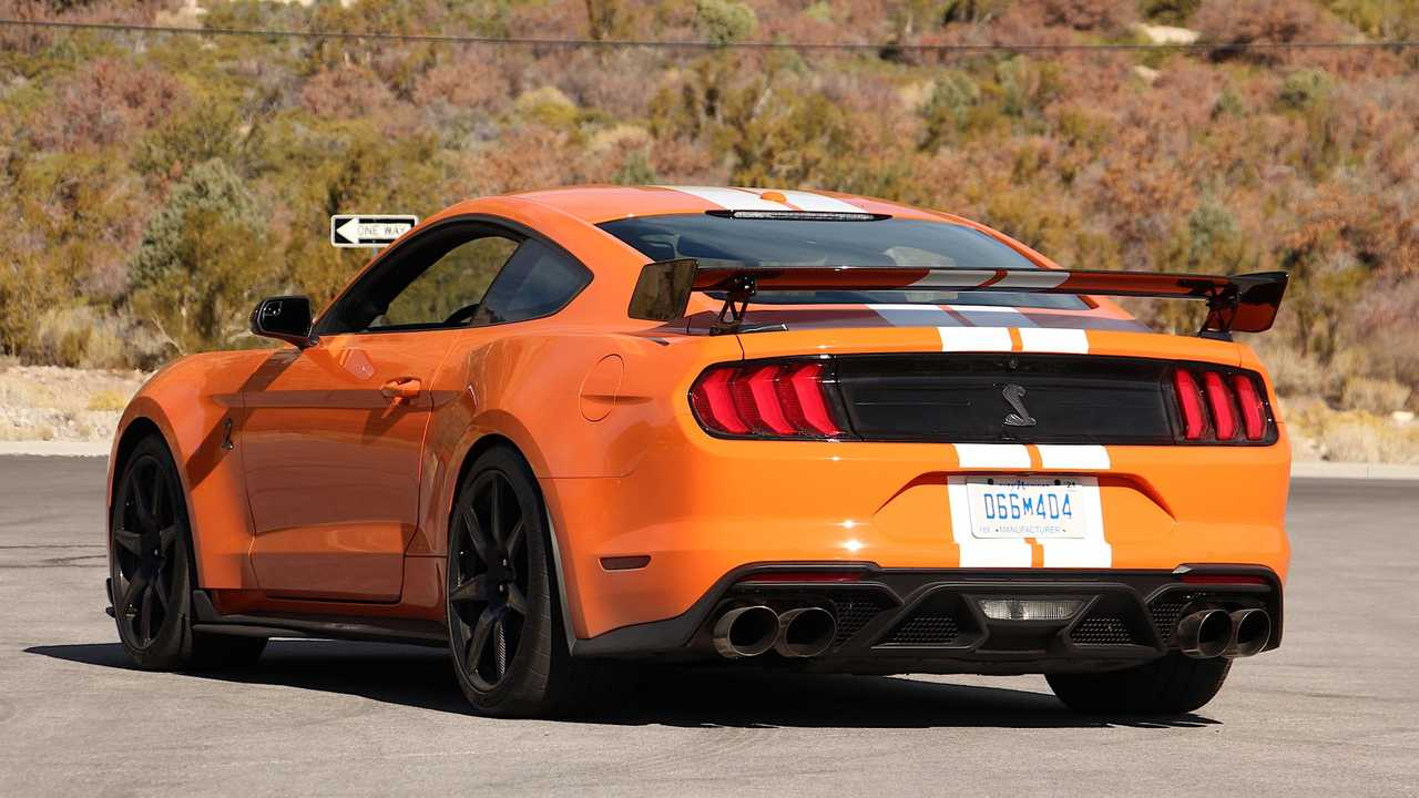 2020 Ford Mustang Shelby GT500 First Drive: Pony Excess