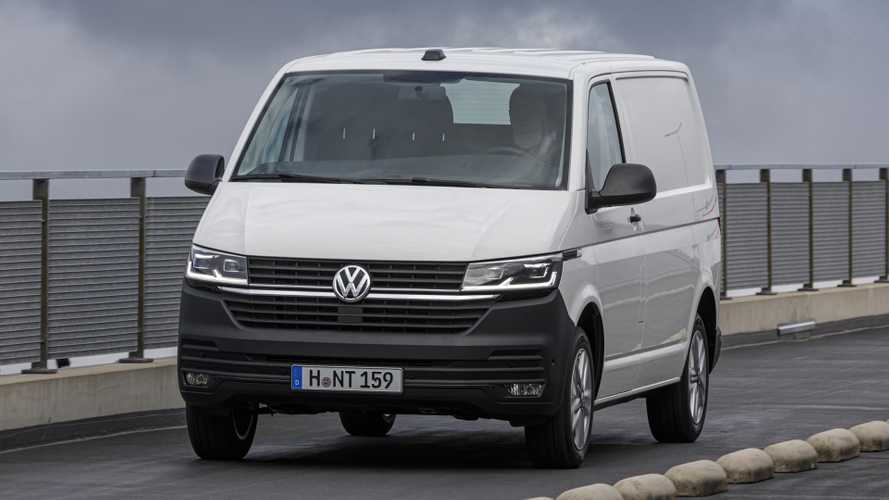 Volkswagen Transporter T6.1 starts at £21,635