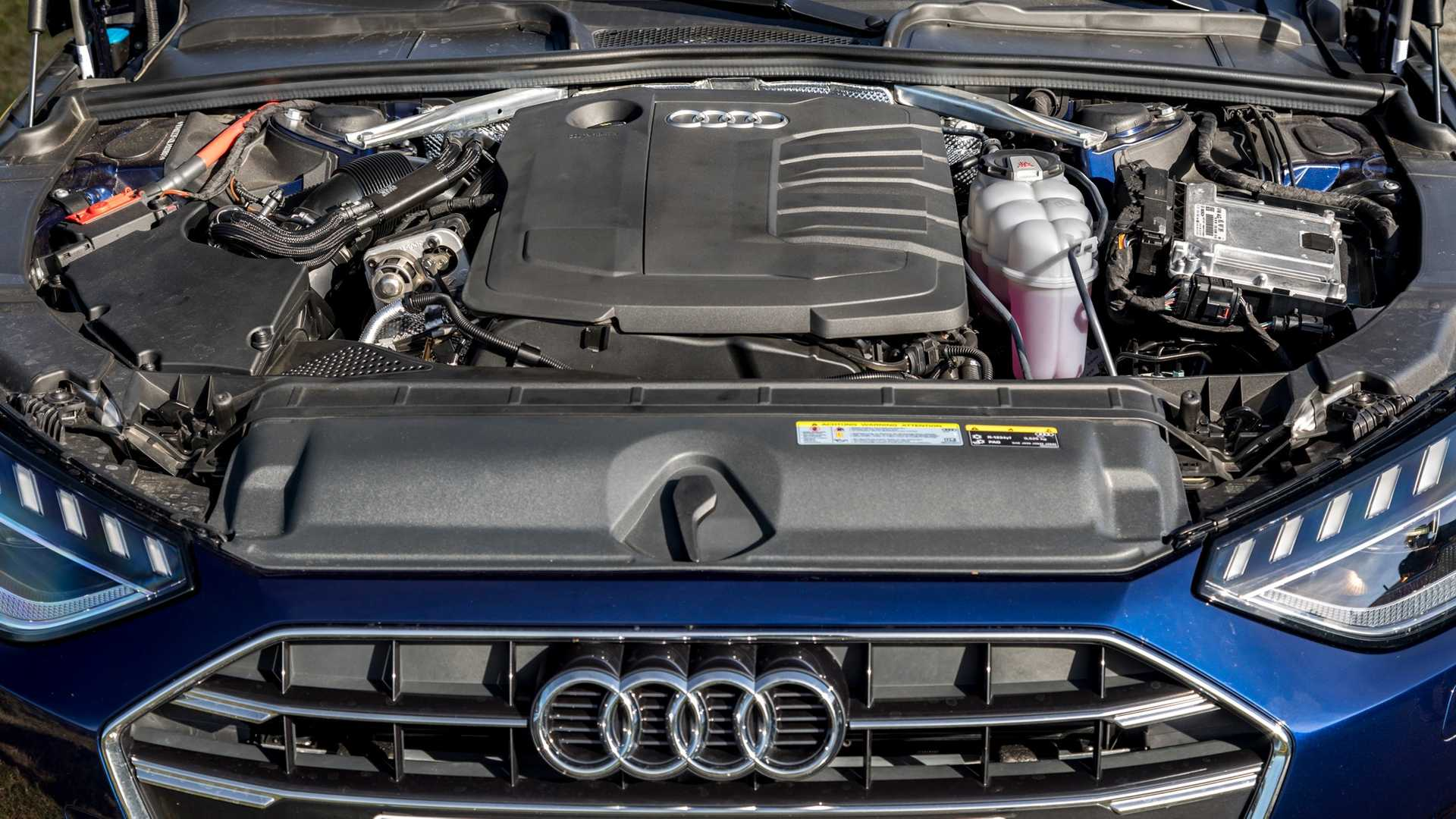 La dernière Audi avec un moteur thermique serait lancée en 2026