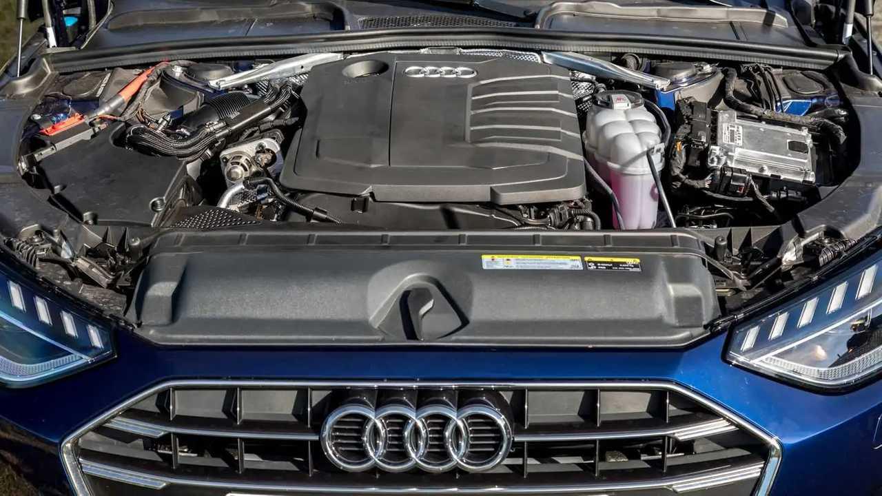 Moteur thermique Audi
