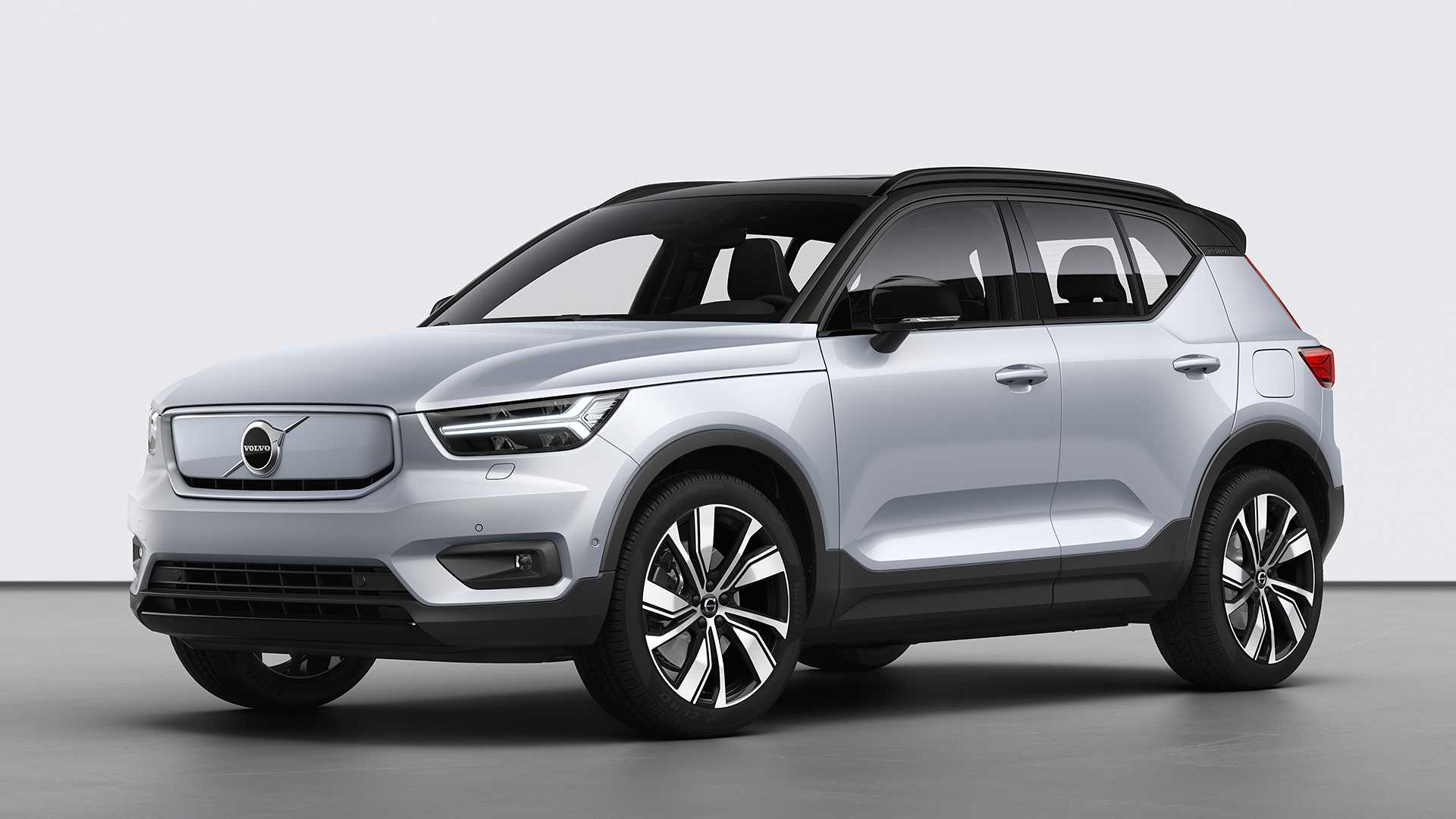 Volvo Debuts All-Electric XC40 Recharge With 249-Mile Range