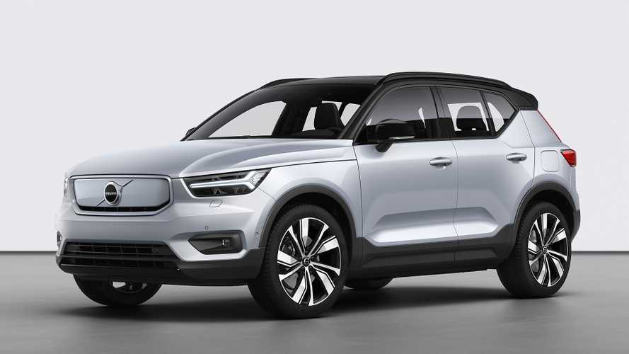 Volvo's all-electric XC40 Recharge revealed with 249-mile range