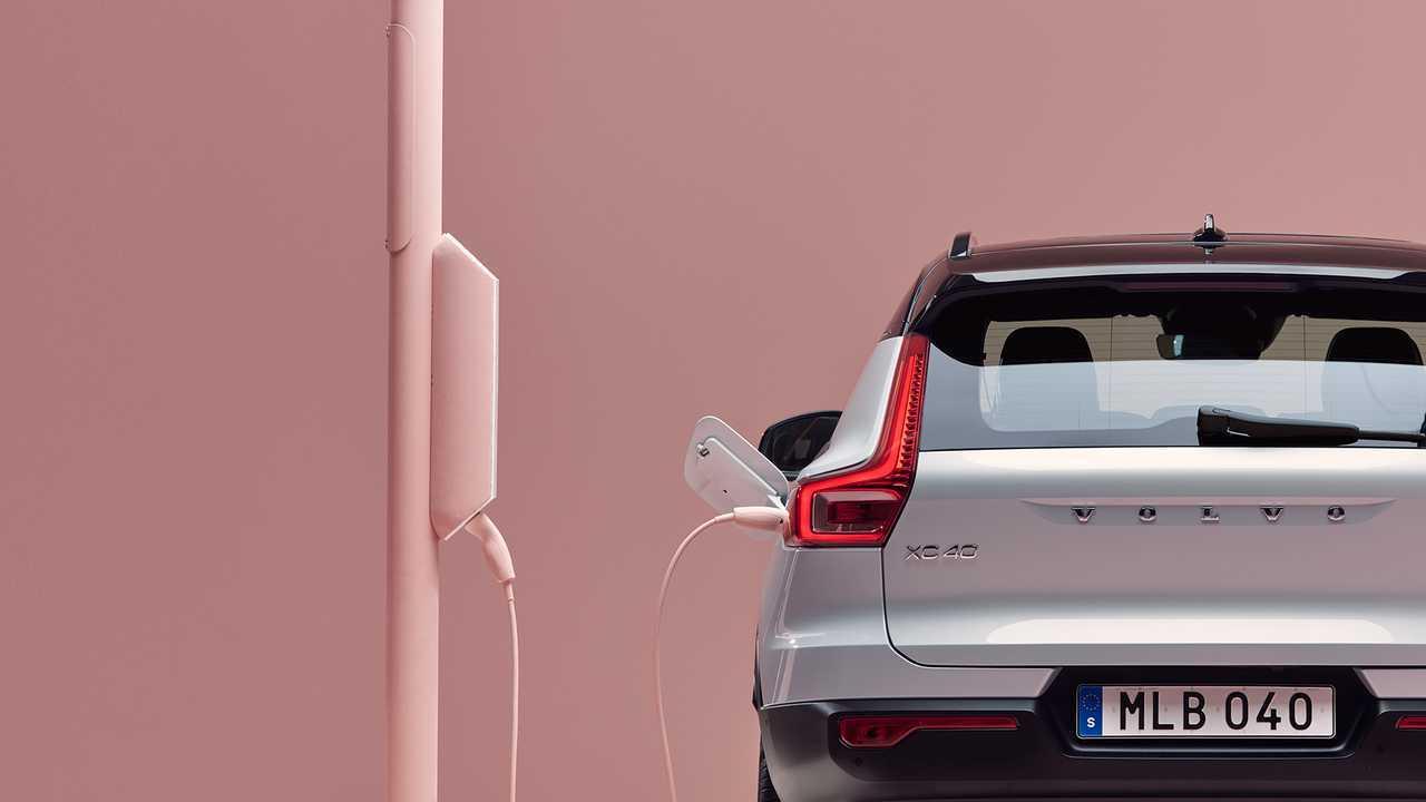 2020 Volvo XC40 Recharge (Elektrikli)