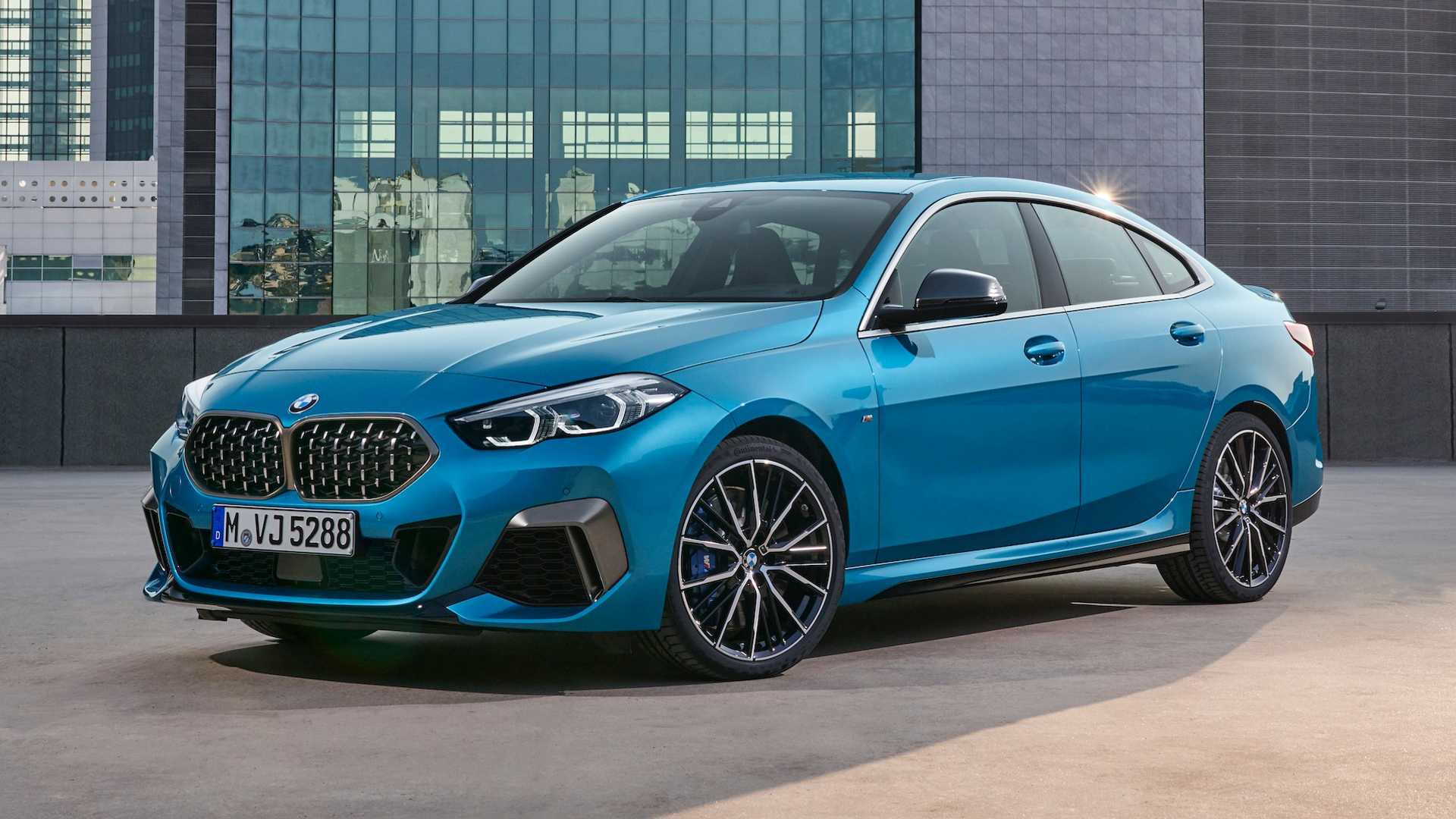 2020 Bmw 2 Series Coupe 2 Door