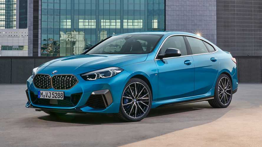 BMW 2 Series Gran Coupe Debuts With Mercedes CLA In Its Sights