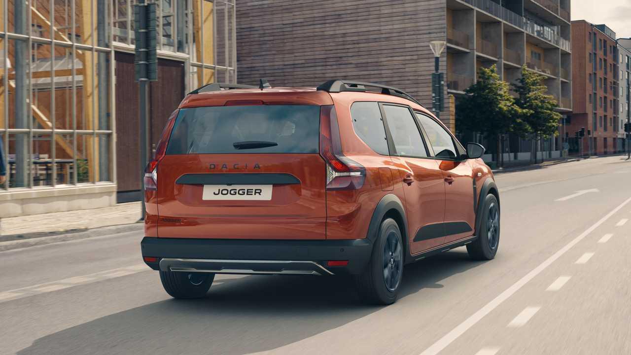 Dacia Jogger comprar coche barato