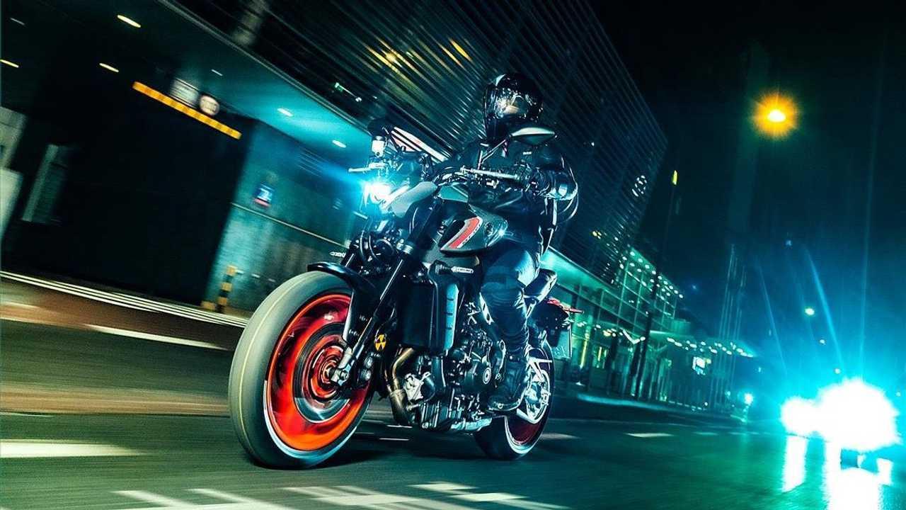 2021 Yamaha MT-09 - Chase
