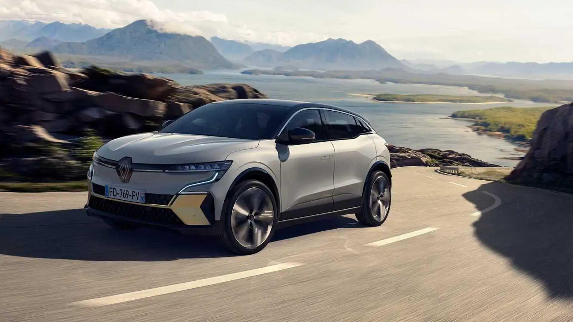 Renault Megane elétrico faz estreia oficial; veja fotos e dados