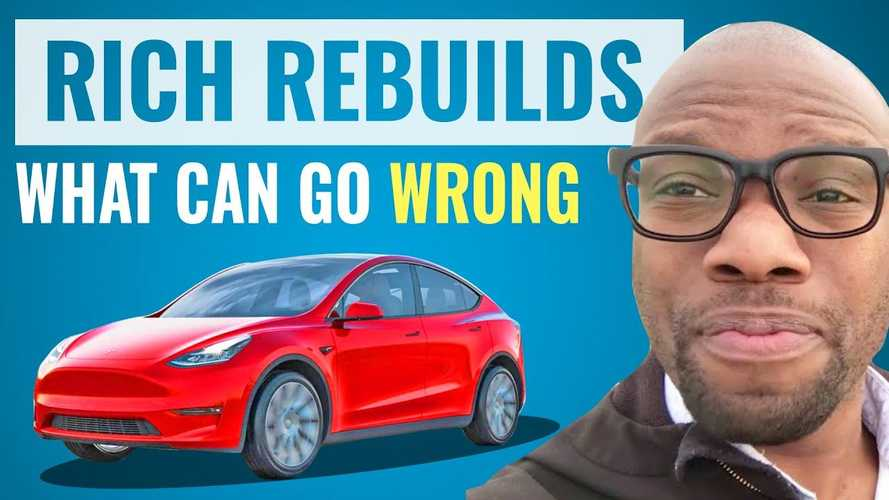 Rich Rebuilds Gives Advice On Buying A Used Tesla In 2021
