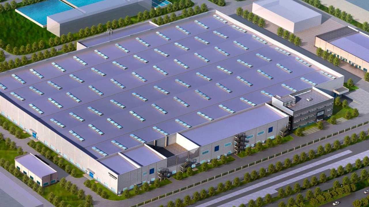 VW baut Batteriewerk in Hefei