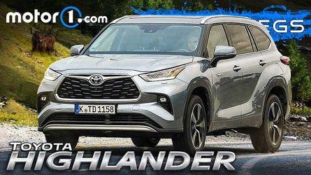 Video: Toyota Highlander im Test - Was ist das?