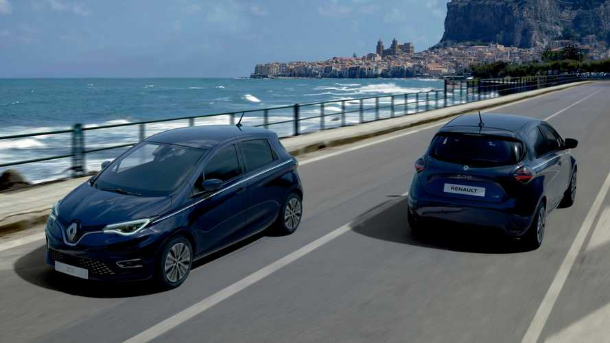 Renault Zoe gets new £32,295 Riviera Limited Edition
