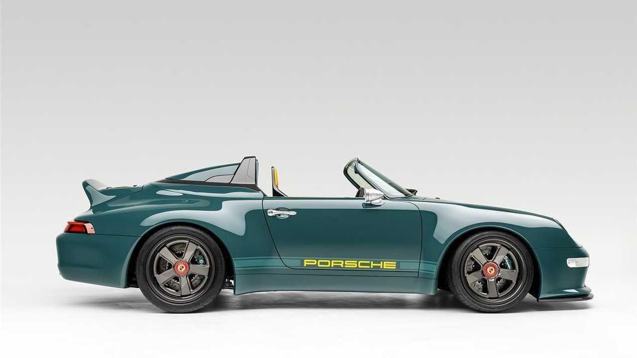 بورشه 911 993 سبيدستر ريماستِرِد من غونثر ويركس