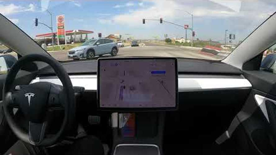 Tesla Turns Safety Into A Game: What's Your Tesla Safety Score?