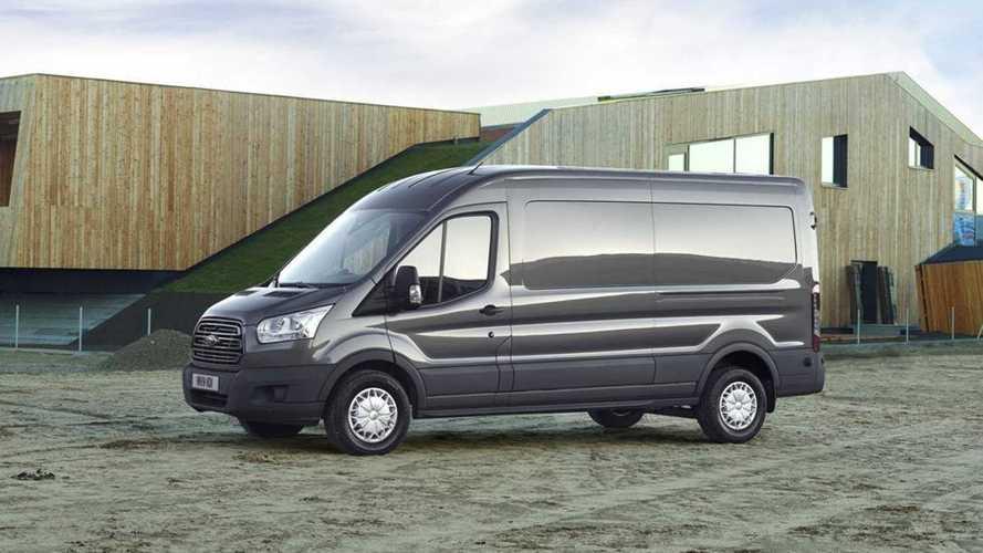 В России появилась подписка на Ford Transit