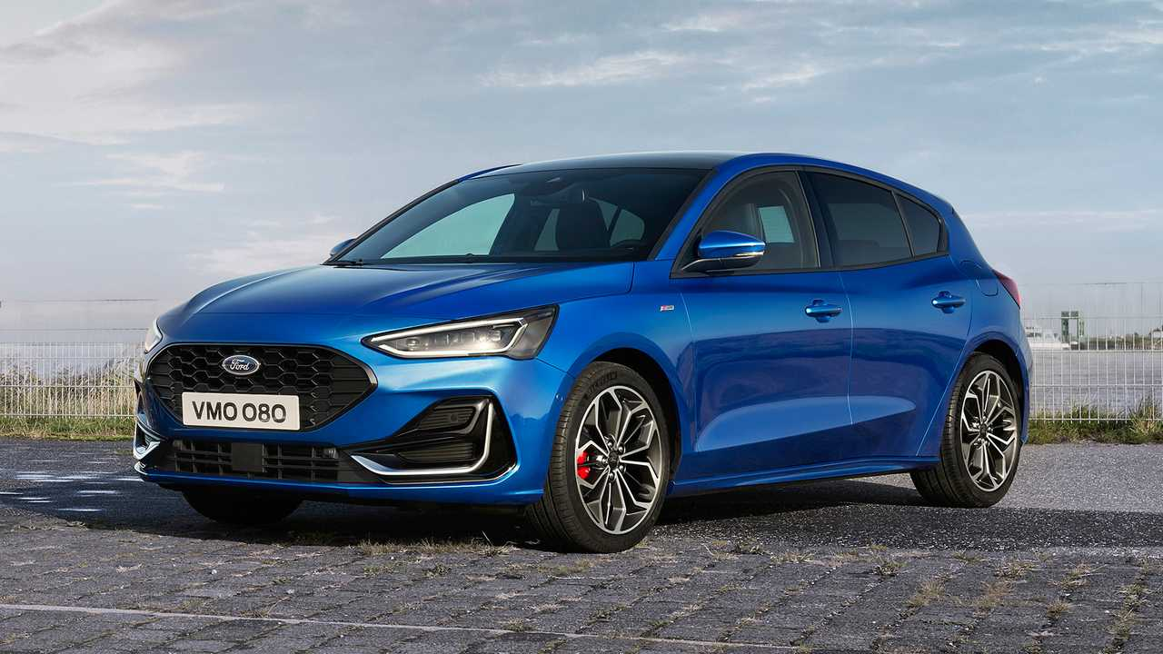 Ford Focus restyling (2022)