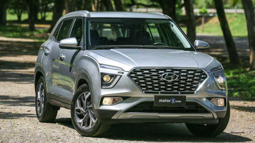 Hyundai Creta Platinum 1.0T 2022