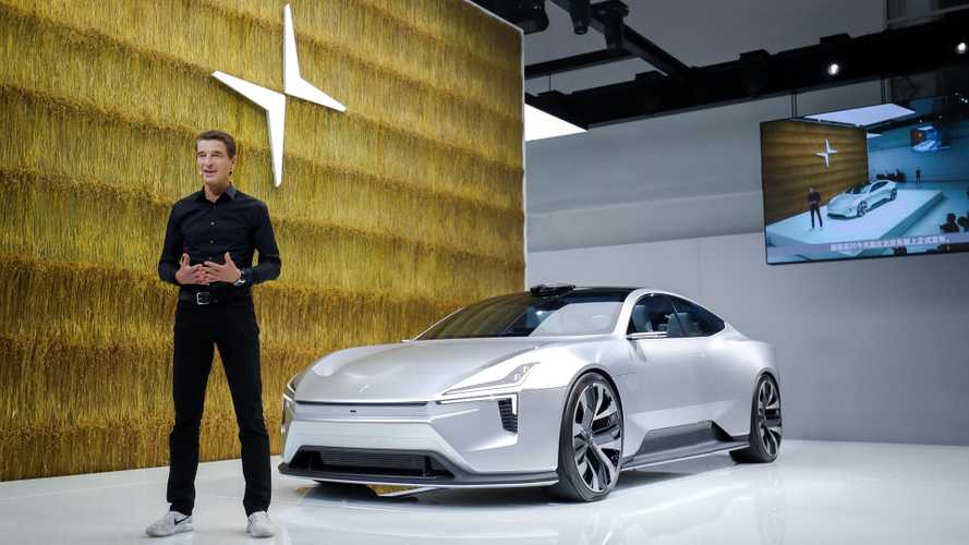 Polestar Says It's Competing With Porsche
