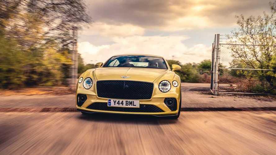 Le Bentley sono pesanti per il drift? Ricredetevi con un video