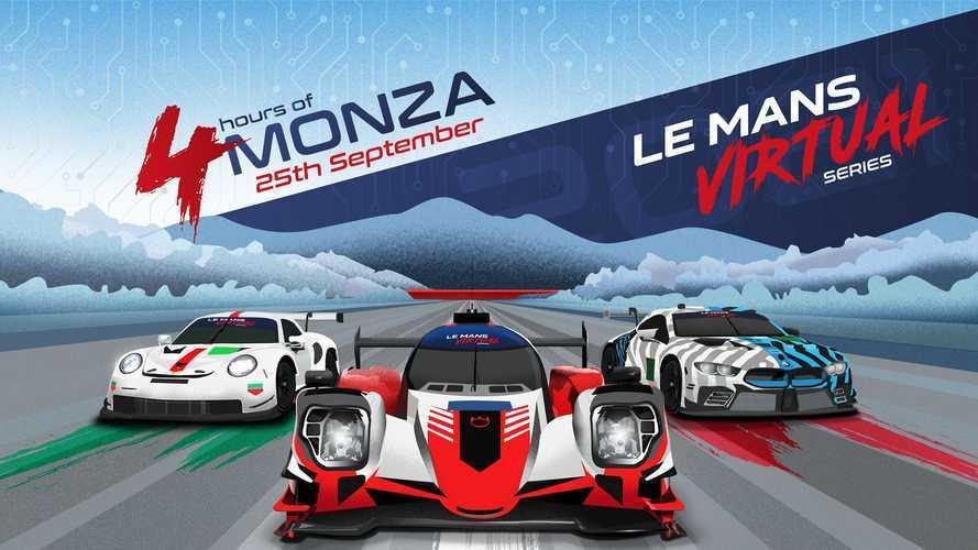 Le Mans Virtual Series finallerini canlı izleyin!