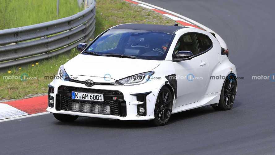Toyota GR Yaris'in performanslı versiyonu Nürburgring'e indi