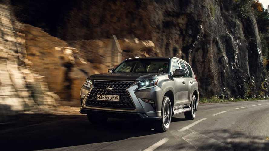 Lexus предложил россиянам GX с обновленным интерьером