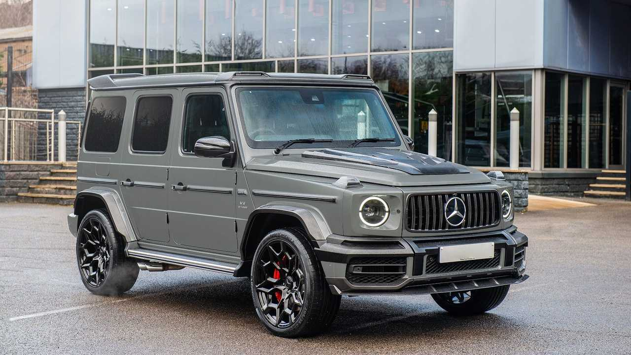 Mercedes G 63 AMG by Project Kahn