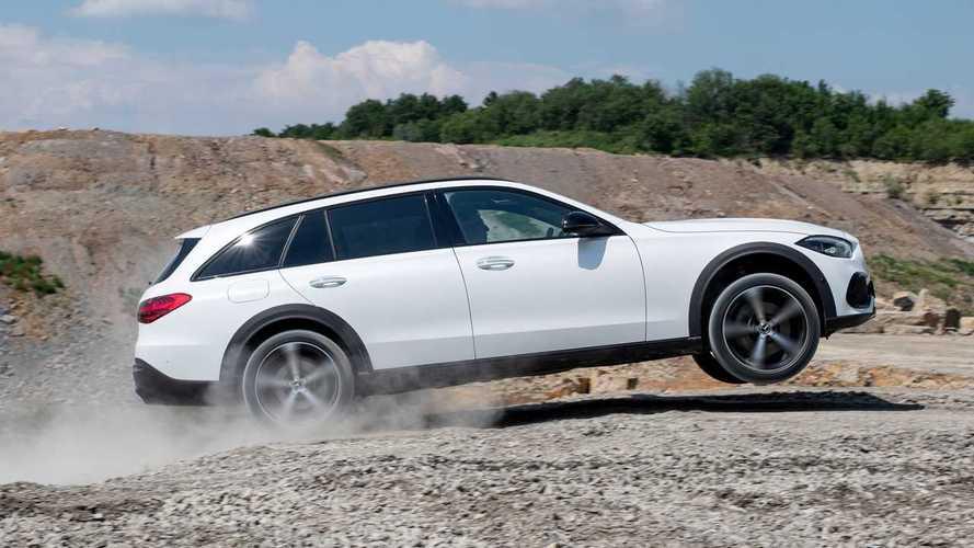 Mercedes-Benz Classe C All-Terrain (2021) - L'aventurière chic