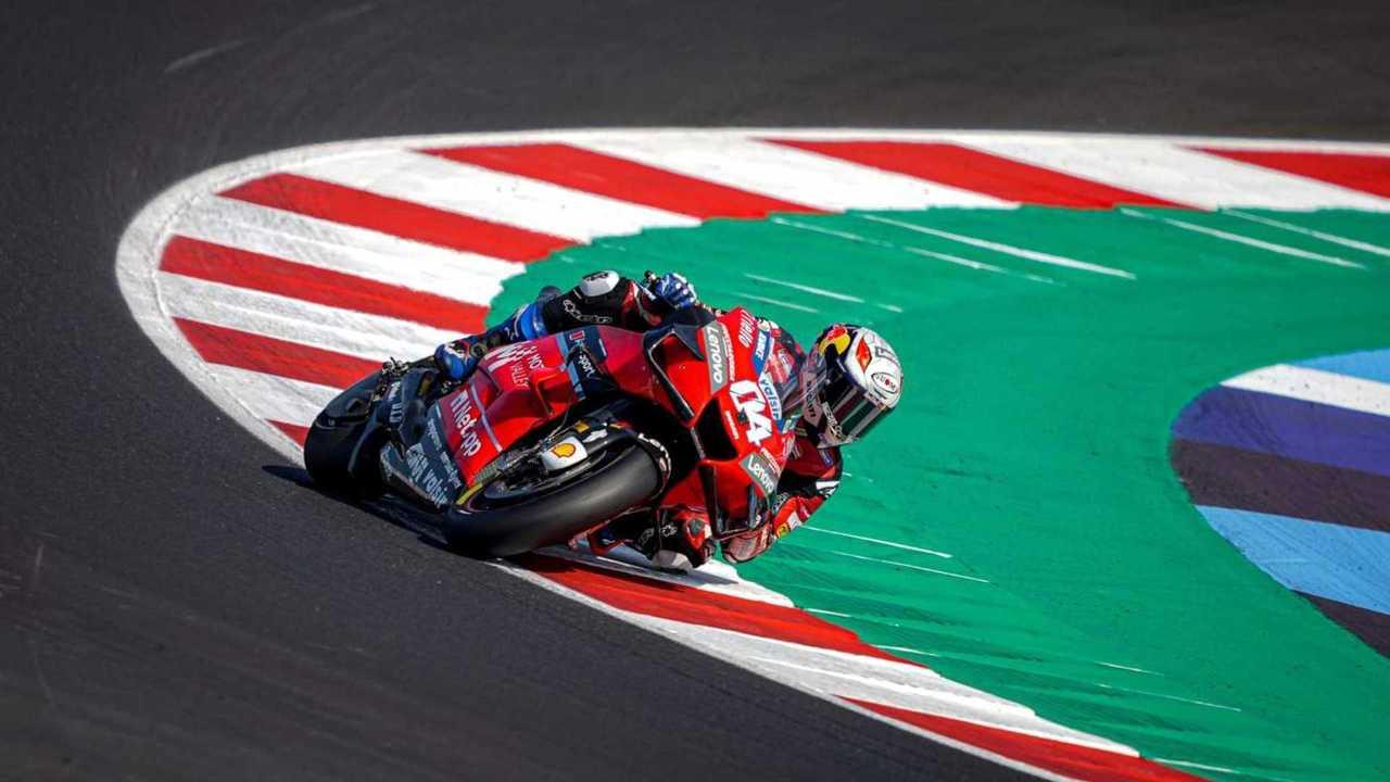 Dovizioso Returns To Yamaha