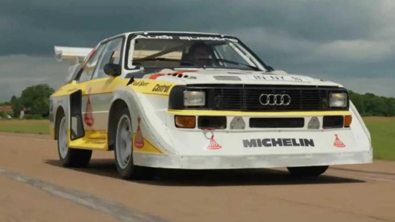 Audi Sport Quattro S1 Evolution 2