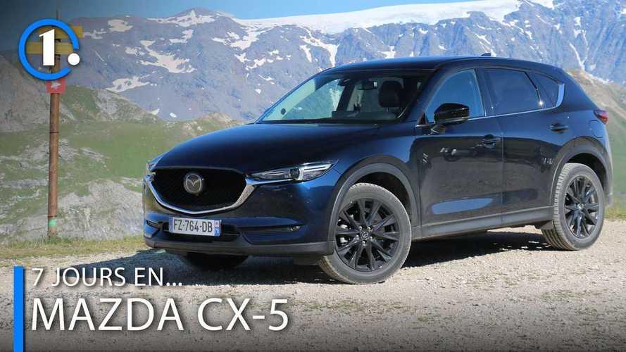 7 jours en... Mazda CX-5