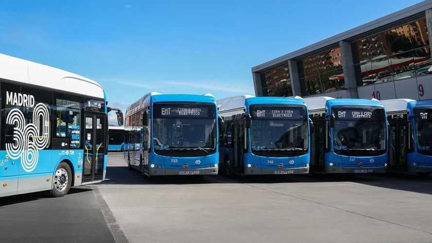 BYD получил очередной заказ на электробусы