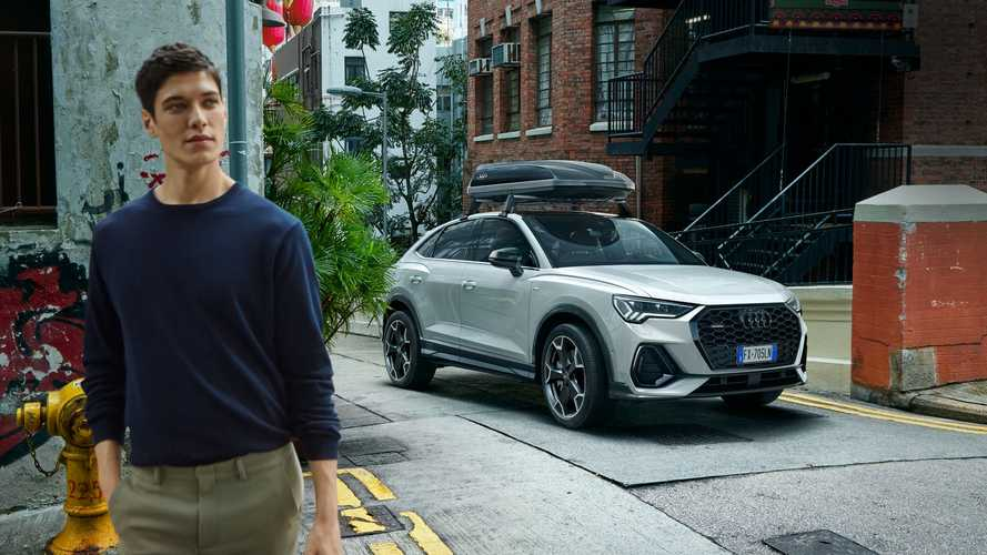 Noleggio non solo di auto: Audi propone gli accessori