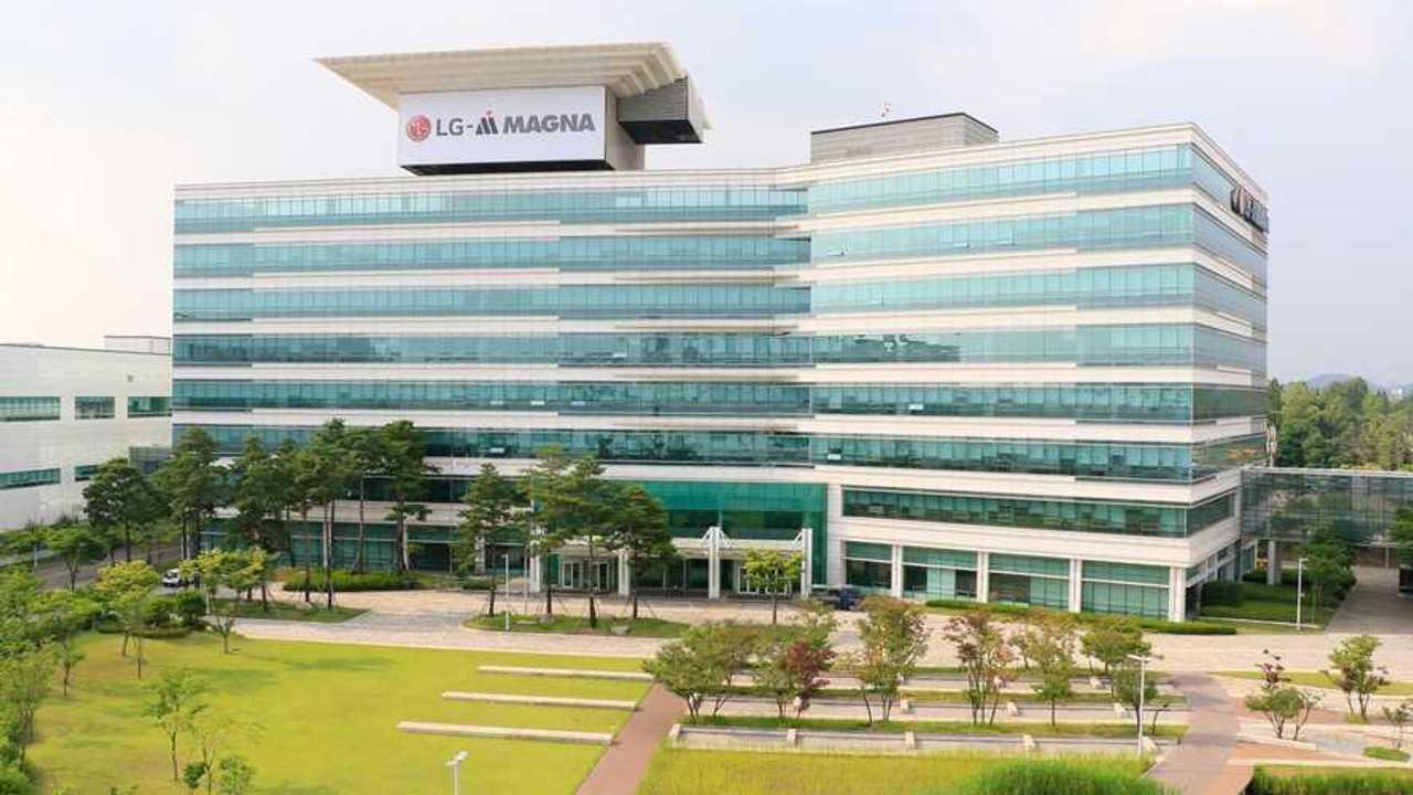 LG und Magna gründen ein Joint Venture für E-Antriebe