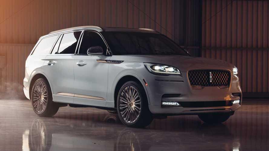 Lincoln Aviator Shinola Concept Previews Brand's Vision For Modern Luxury