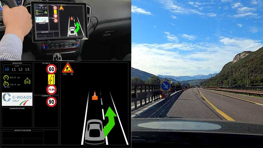 Guida autonoma e strade intelligenti, come e dove si lavora in Italia