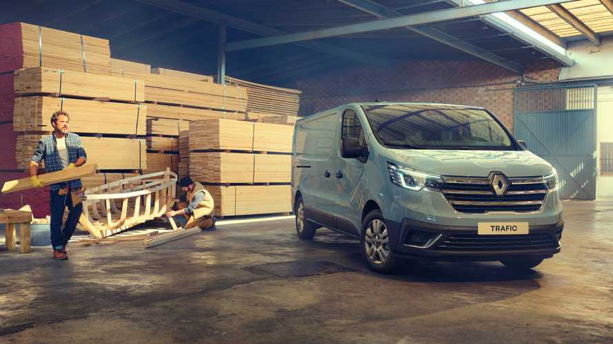Nuovo Renault Trafic 2022