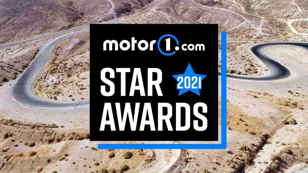 Star Awards Motor1.com perdana digelar tahun ini.