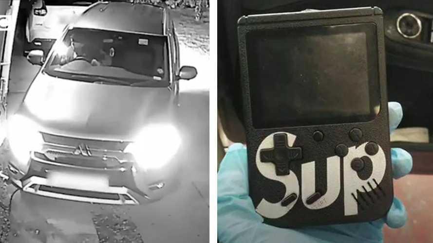 Pillanatok alatt loptak el autókat egy Nintendónak álcázott eszközzel