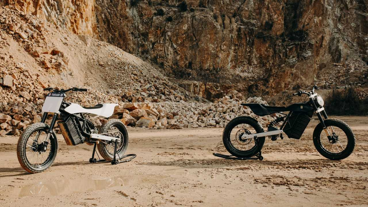 Trevor DTRe Stella Electric Flat Tracker Inching Closer To Reality