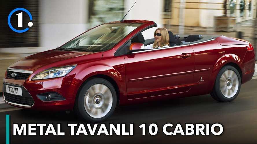 Metal tavanlı 10 Cabriolet | Bilgin Olsun