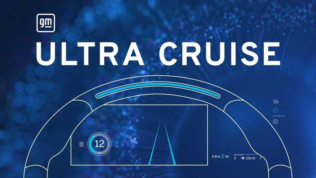 GM Ultra Cruise Image