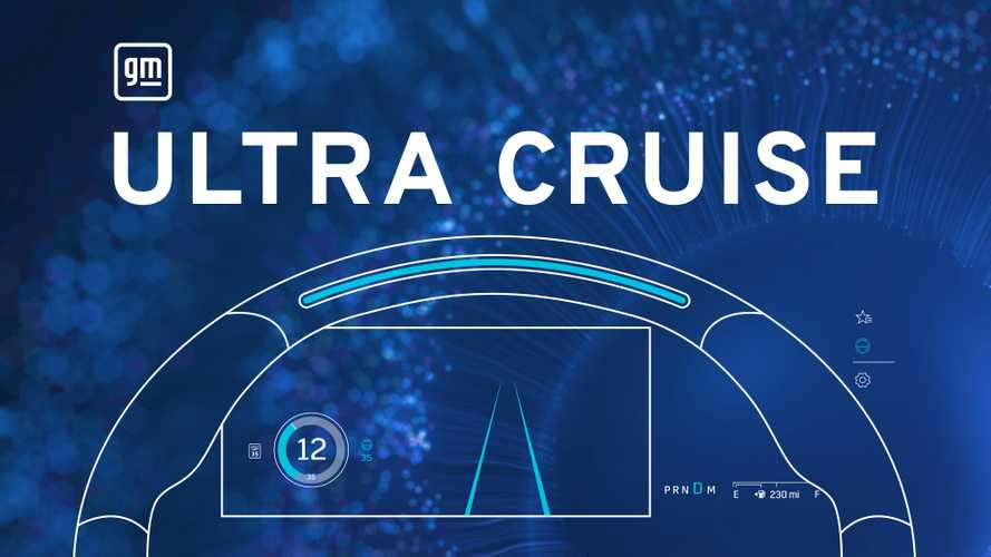 GM Ultra Cruise Revealed: Hands-Free Driving For Every Paved Road