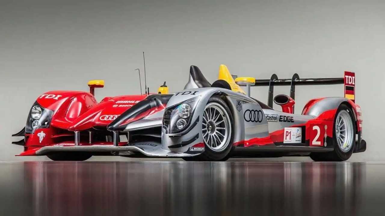 Eladó Audi R15-ös