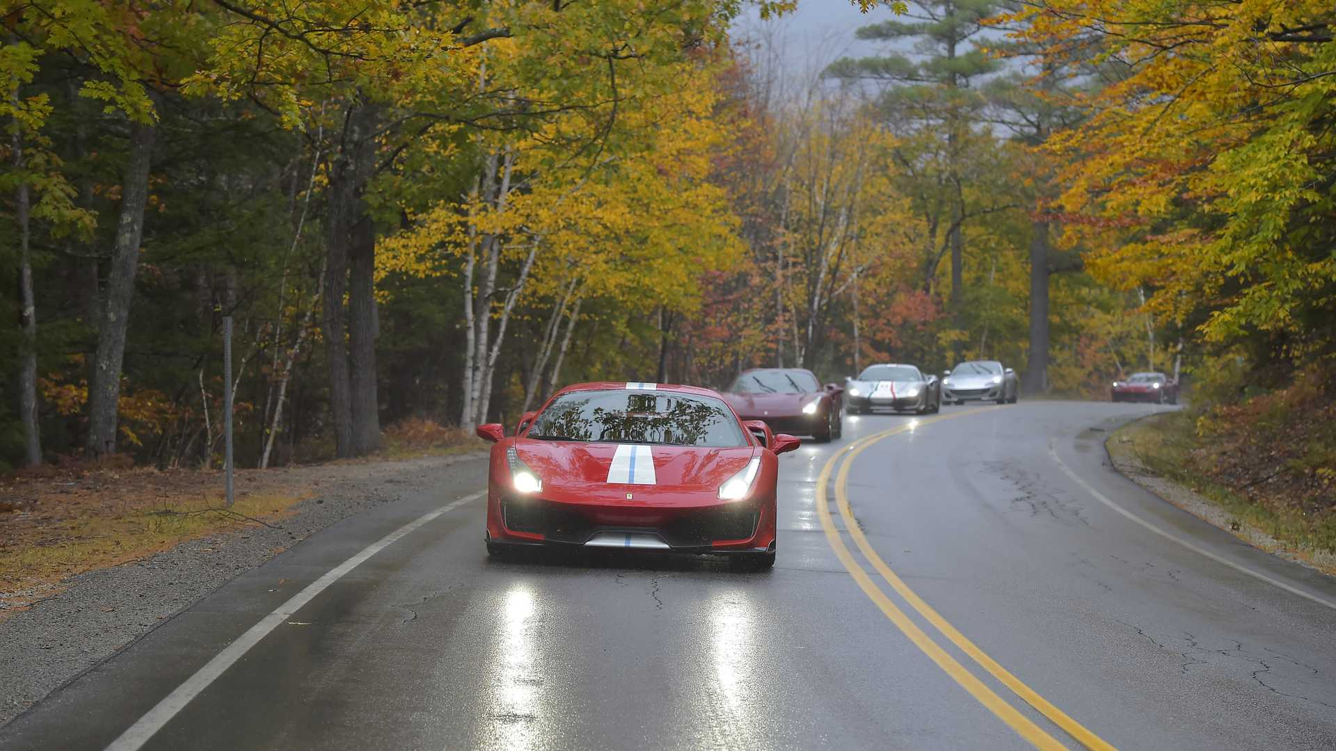 Canossa Events Fall Rallye New England