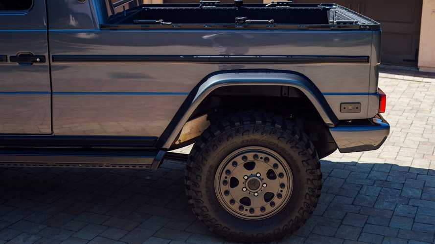 2005 Mercedes-Benz G500 Grand Edition Pickup For Sale